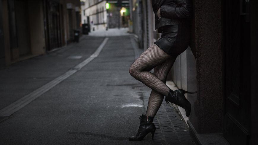 Prostitution (illustration)
