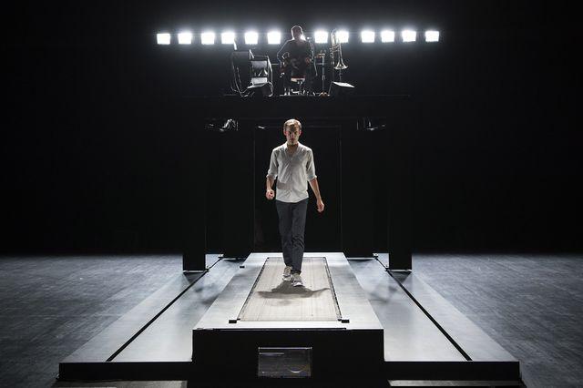 Réparer les vivants, mis en scène par Sylvain Maurice au Théâtre de Sartrouville