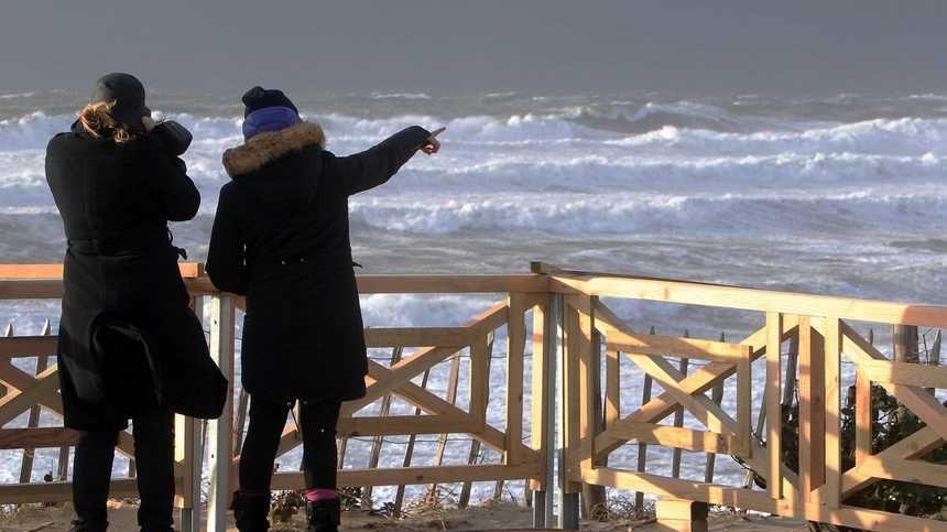Une première temête avait touché nos côtes le 11 janvier dernier