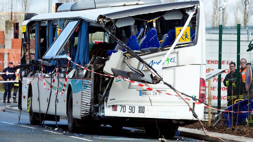 L'accident a eu lieu dans la zone portuaire de Rochefort