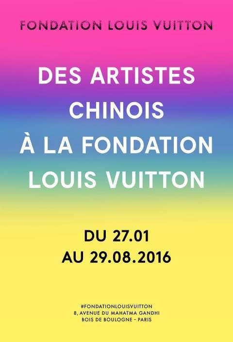 """""""Bentu"""" exposition à la Fondation Louis Vuitton"""