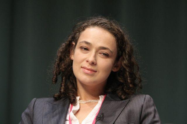 Delphine Horvilleur à l'université d'été du MEDEF en 2009