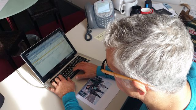 Un salarié d'une entreprise de plus de 100 personnes rédige en moyenne 33 mails par jour