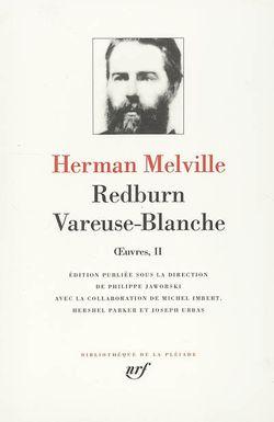 La Pléiade Herman Melville