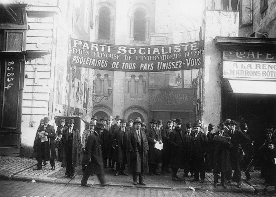 Congrès de Tours en 1920