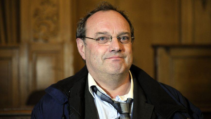 Jean-Louis Muller après son acquittement en 2013