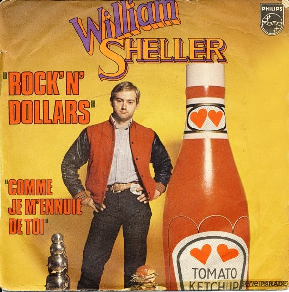 "William Sheller, ""Rock 'n' Dollars"""