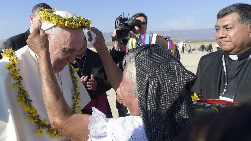 Le pape François est rentré du Mexique jeudi soir.