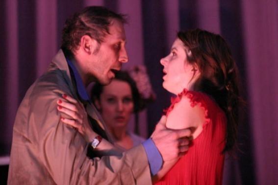Hedda Gabler mis en scène par Richard Brunel en 2007