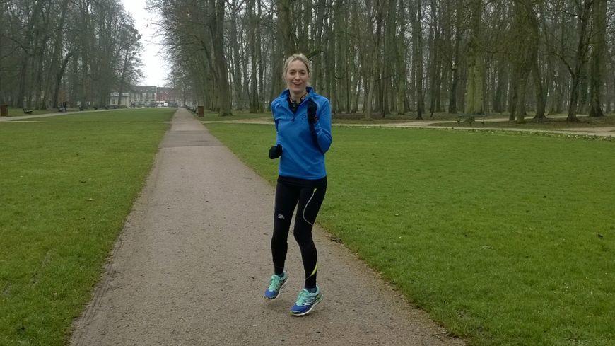 Mélanie est toujours dans la course à Dijon.
