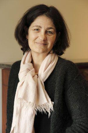 Dominique de Font-Réaulx, directrice du musée national Eugène-Delacroix