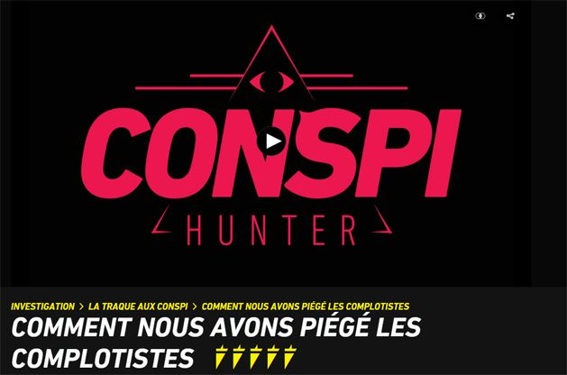 Conspi hunter logo spicee