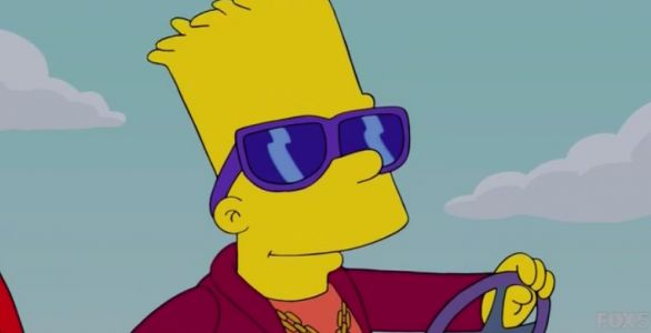 Started From The Bottom Version Bart Simpson Vidéo