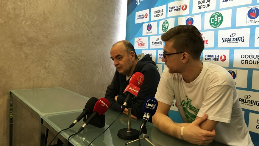 Dusko Vujocevic veut voir les mêmes efforts que contre Valence.