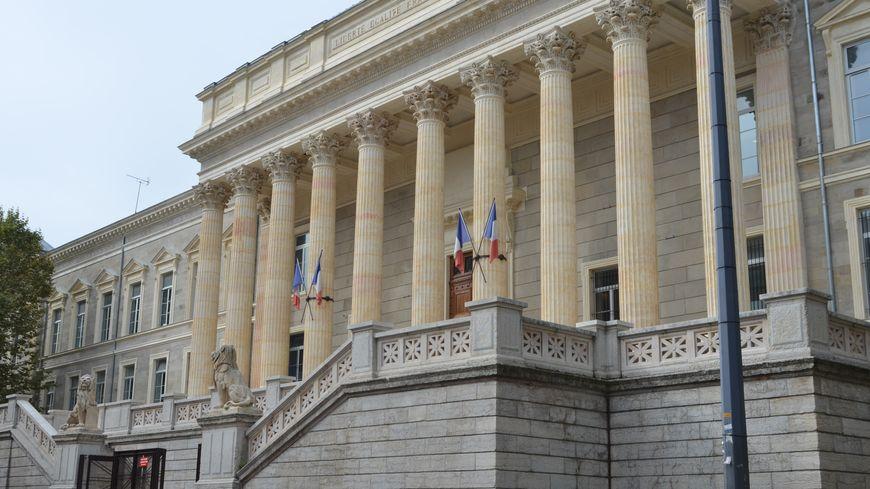 palais  de justice de Saint Etienne