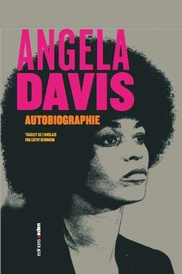 Angela davis, autobiographie