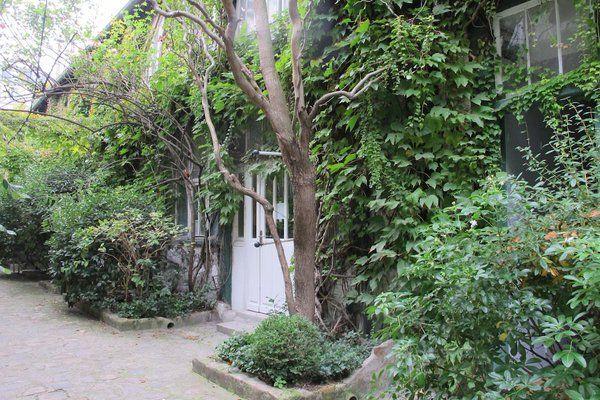 Vue de la Villa Vassilieff