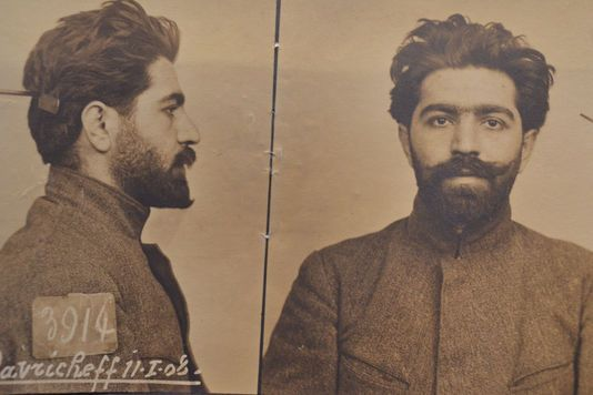 Joseph Davrichewy, 1908