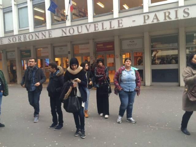 Le Club France Réussite à la Sorbonne