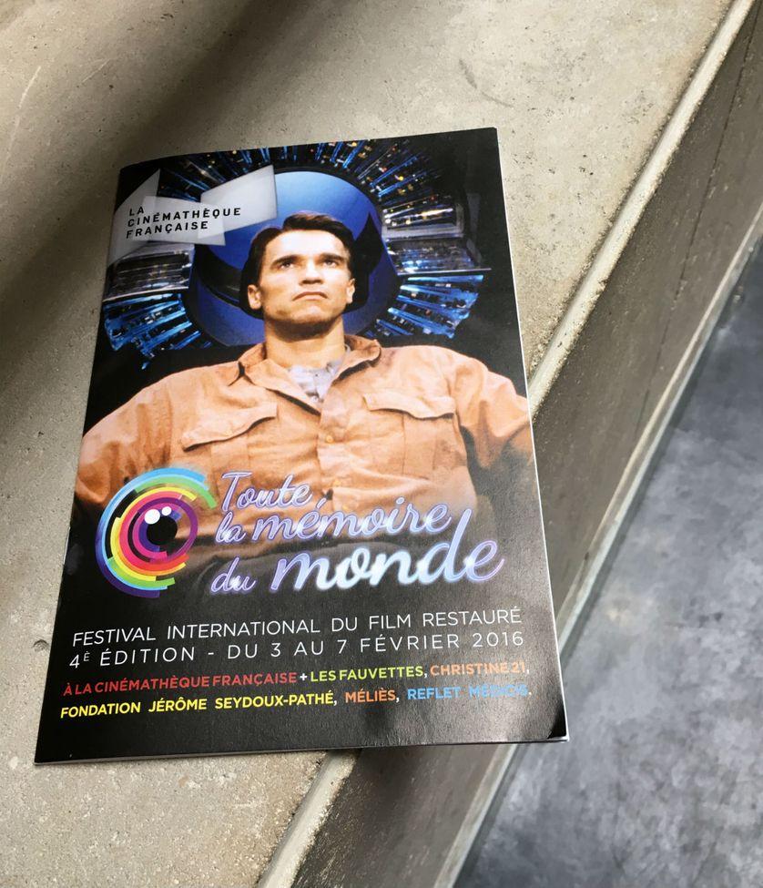 """""""Toute la mémoire du monde"""", festival international du film restauré"""
