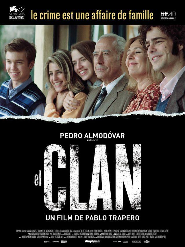 El clan affiche