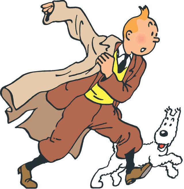 Tintin sur France Culture avec Les Cigares du Pharaon