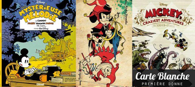 Mickey - Mystérieuse mélodie et Craziest adventures
