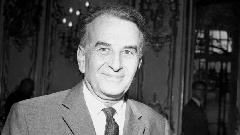 Jean Bruller alias Vercors en 1967