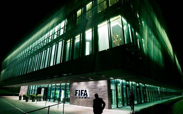 Le siège de la FIFA à Zurich