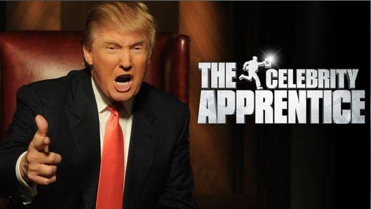 Donald Trump, présentateur de téléréalité
