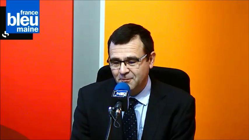 François-Xavier Marchais, le directeur de Souriau