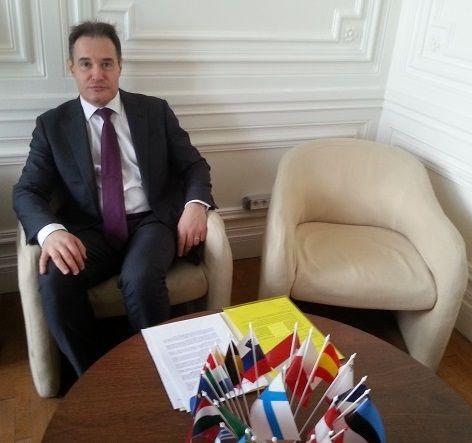 Fabrice Leggeri, directeur de Frontex