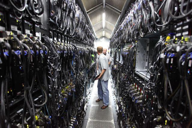 Un Datacenter aux Etats-Unis