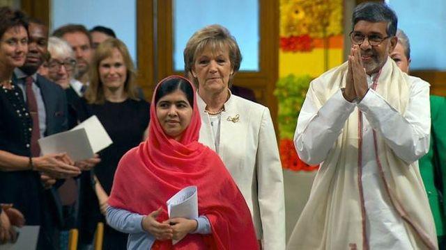 """Image extraite du documentaire """"Il m'a appelée Malalaa"""" de David Guggenheim"""