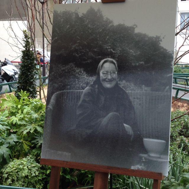 Portrait de Mère Marie Skobtsov