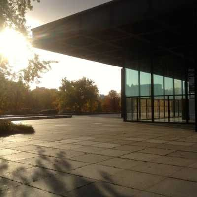 La Neue Nationalgalerie