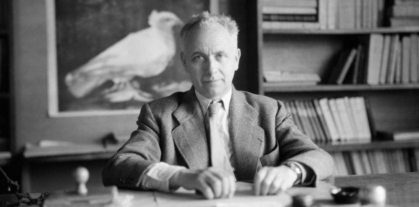 Louis Aragon en 1951