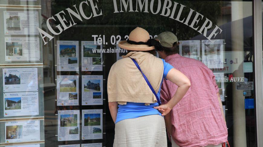Des agences immobilières ciblées par une étude