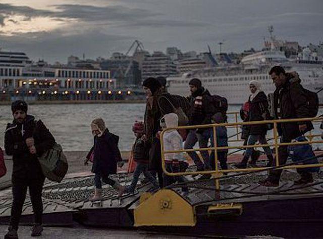 La Grèce prévoit qu'elle devra faire face à l'accueil de 100 000 réfugiés