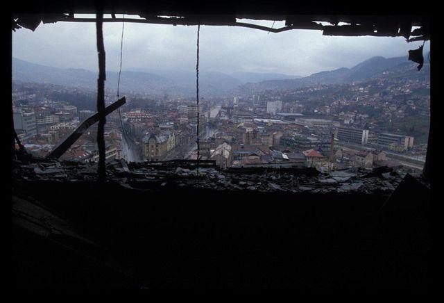 Siège de Sarajevo