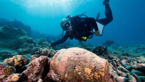 Archéologie (4/4) : Sous la mer: l'âge d'or des vieilles pierres