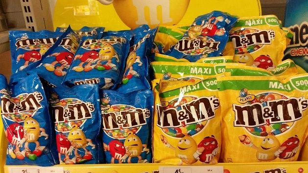 Bonbons contenant des nanomatériaux