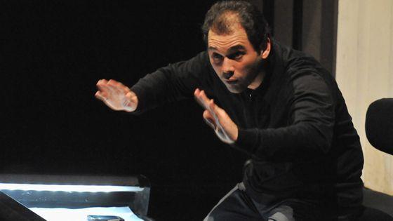 Tugan Sokhiev, directeur musical de l'Orchestre national du Capitole de Toulouse. (© MaxPPP)