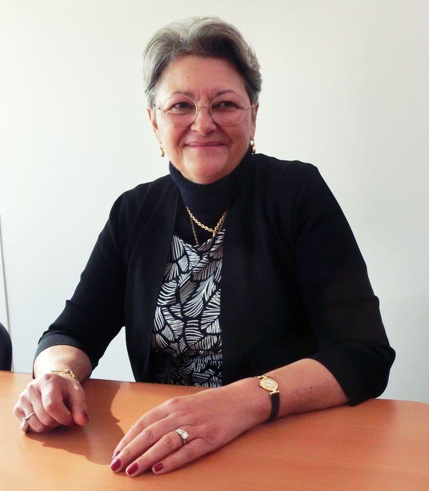 Brigitte Mauroy, conseillère régionale et municipale UDI de Lille