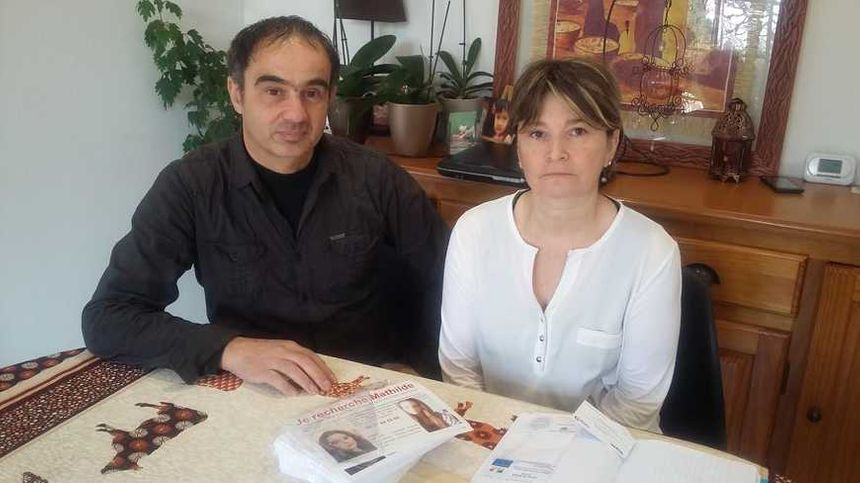 Les parents de Mathilde, Dominique et Thierry