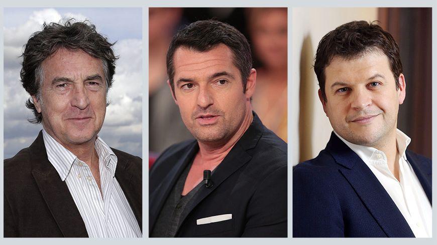 François Cluzet, Arnaud Ducret et Guillaume Musso