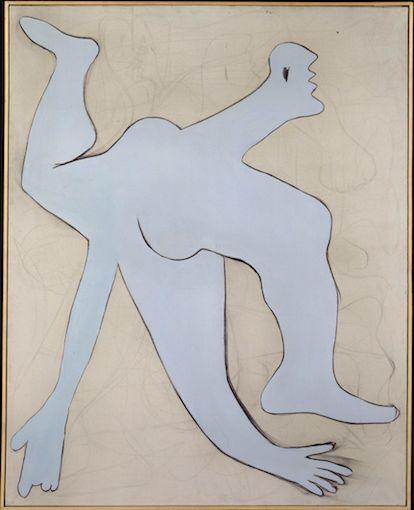 Picasso L'acrobate bleu 1929
