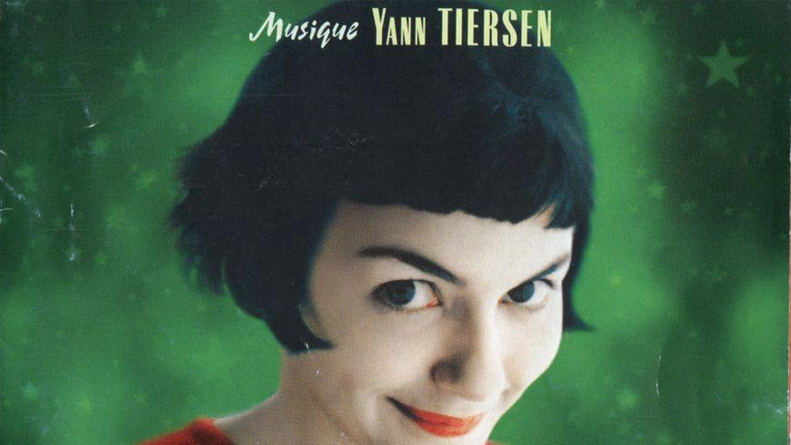 Pochette de disque Le Fabuleus destin d'Amélie Poulain © DR