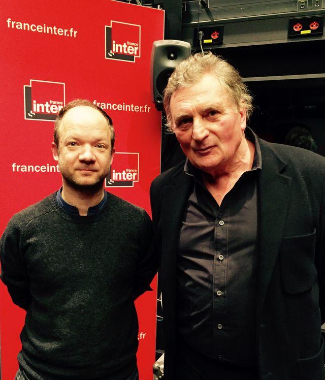 Patrick Rotamn et Mathieu Sapin
