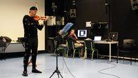 Le geste du musicien sous la loupe des chercheurs belges